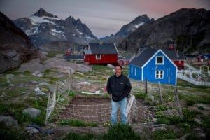 Farming Aappilattoq, South Greenland