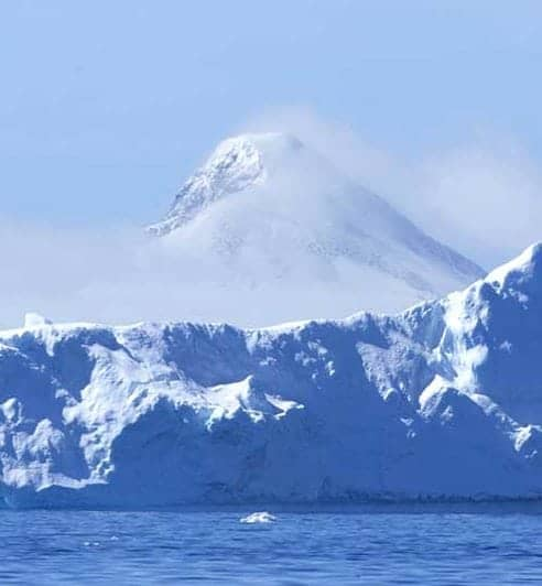 Weddell Sea Iceberg