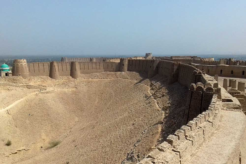 Pakistan fort 2