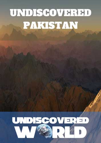 Undiscovered pakistan brochure