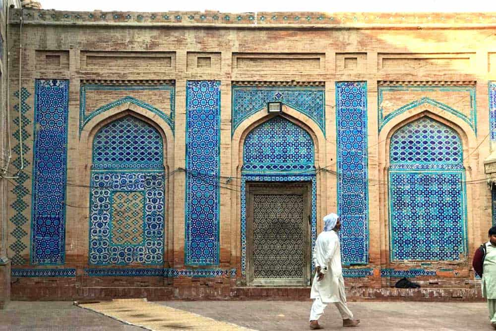 Mosque, Southern Pakistan